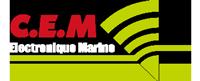 Camargue Électronique Marine Logo