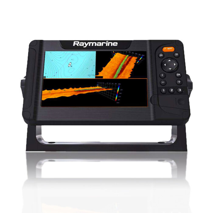 Afficheur multifonction ELEMENT 7HV avec sonde TA Raymarine
