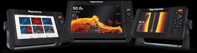 Raymarine écrans multifonctions